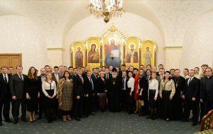 Встреча с членами Молодежной общественной палаты и Палаты молодых законодателей