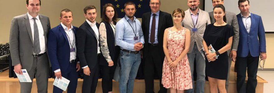 Встреча с главой представительства Европейского Союза в России