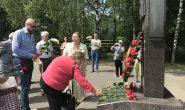 День Памяти и Скорби вместе с ветеранами
