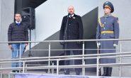 Возвращение мемориальной доски ОМСБОН на Динамо